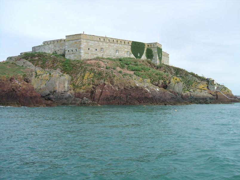 Thorn Island Fort, Milford Haven